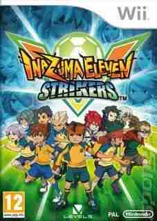 Descargar Inazuma Eleven Strikers [English][PAL][WiiERD] por Torrent